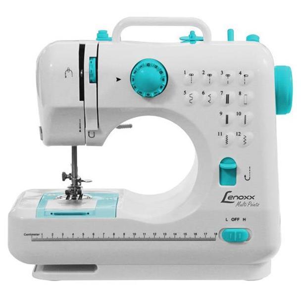 Máquina de Costura Lenoxx Multi Points Branca PSM101