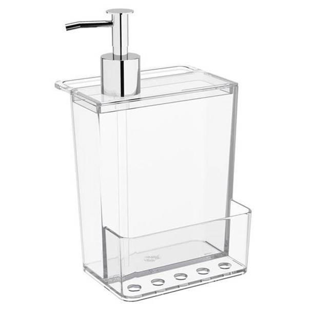 Dispenser Multi Coza Glass Cristal 600ml 20719/0009