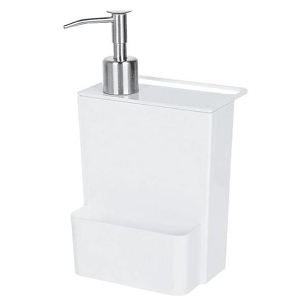 Dispenser Multi Coza Glass Branco 600ml 20719/0007