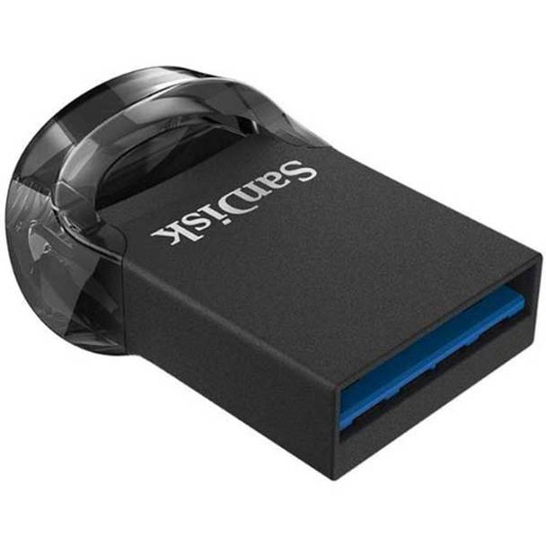 Pendrive Sandisk Ultra Fit 32GB USB 3.1 Preto SDCZ430-032G-G46
